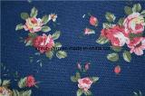 Обыкновенное толком домашнее тканье сделанное тканью твердого тела Печатание Ткани
