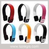 De draadloze Handsfree Stereo Mobiele Hoofdtelefoon van de Oortelefoon van de Hoofdtelefoon van Bluetooth van de Telefoon V4.1