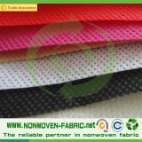 Крен 100% полипропилена ткани Spunbond Nonwoven
