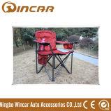 Gewebe-im Freien faltender kampierender Stuhl des Jacquardwebstuhl-2400d mit tragen Beutel