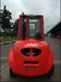 3.5 톤 off-Road Forklift/Rough 지형 Forklift/JAC Diesel Forklift