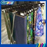 8カラーDx5綿のためのインクジェット・プリンタをか絹またはナイロン転送するヘッド3Dデジタル織物プリンターGarrosロール