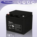 Batterie d'acide de plomb solaire 12V38ah de batterie d'accumulateurs d'alimentation par batterie d'UPS