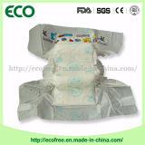 Manufatura por atacado dos tecidos de /Diapers do tecido econômico do bebê em tecidos de China a Ghana