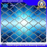 アルミニウムによって拡大される金網の金属のパネル