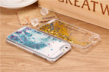 iPhone6のための流砂Stars Liquid Shiny Glitter Case