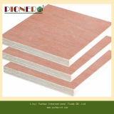 madera contrachapada comercial del gradiente de 1220*2440m m AA para los muebles