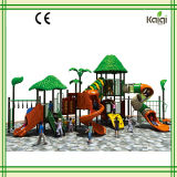 Kaiqi Media-ha graduato Outdoor secondo la misura di tema Playground Set di Forest Children - Available in Many Colours (KQ20012A)