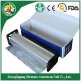 Papier d'aluminium avec le module de film de rétrécissement