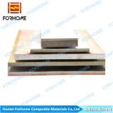 Cobre Aluminio Clad Plate / Materiales bimetálicos / hoja de revestimiento con soldadura explosiva