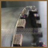 Morceau de foret de faisceau de diamant pour le béton