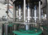 Завершите завод питьевой воды разливая по бутылкам заполняя