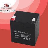 Bateria à espera 4ah do UPS do AGM da bateria acidificada ao chumbo da bateria 12V de VRLA