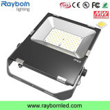 Meanwell Outdoor High Brightness 125lm/W SMD 3030 LED Floodlight 200W