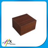 Contenitore di vigilanza di legno naturale a forma di speciale del Brown