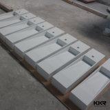 Prefabricada Sanitario superficie sólida de acrílico del fregadero Lavabo