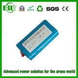 Bewegliches Server Li-Ion Battery 3.7V 4ah Rechargeable Battery Pack
