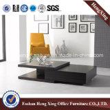 Table basse en bois de meubles modernes de salle de séjour (HX-6M403)