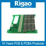 Placa de circuito impresso eletrônica da definição da alta qualidade
