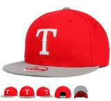 2016 servicios promocionales del OEM de las gorras de béisbol del regalo rojo