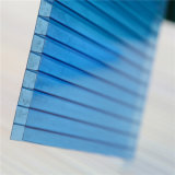 Classificare i 50 Micron Coating UV Polycarbonate Twin Wall Hollow Sheets