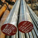 Aço em barra quente SKD61 de círculo do aço de ferramenta do trabalho (H13, Daye521)