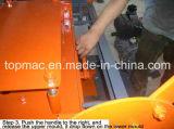 Бетонный блок машина-Цемент блок машины (EBM03-6D)