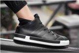 Способ 2016 ботинок людей вскользь вскользь обувает оптовые ботинки холстины