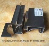 Poignée en aluminium de profil de Cabinet de meubles