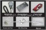 Doppelbandsender/Empfänger heiße des Verkaufs-128 Kanal-beweglicher des Funk-FM