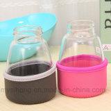 bottiglia di acqua di vetro 350ml