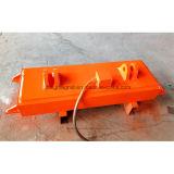 Поднимаясь электромагнит используемый для поднимать стальные плиты