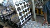Tapas plásticas que hacen precio de la máquina