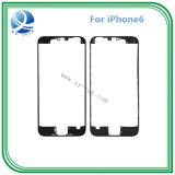 Quadro médio barato da moldura do quadro dianteiro para o quadro do iPhone 6g 4.7inch com colagem quente