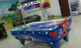 買戻し機械タイプイルカの空気ホッケーの切符のアーケード・ゲーム機械