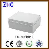 Boîte de jonction imperméable à l'eau articulée par distribution de commutateur en plastique de prise électrique de la série 240*190*90 de NT