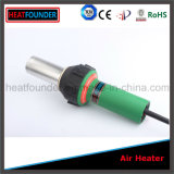 230V 3400W中国製ハンドヘルド電気ホットエアー溶接機PVC溶接機