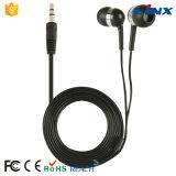 Fone de ouvido colorido barato da promoção para o MP3