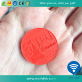 Metro Access Control SystemのためのABS RFID Metro Subway Token /RFID Coin Tag