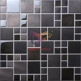 Retro mosaico del metallo dell'acciaio inossidabile di stile (CFM712)