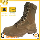 Heiße Sale Comfortable Leather Rubber Wüste Boots für Military
