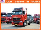 Cnhtc HOWO 4*2 트랙터 트럭