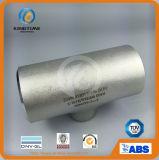 Acier inoxydable réduisant le té. Ajustage de précision de pipe de Wp316/316L solides solubles (KT0326)