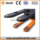 Zowell新しいCe/ISO90001電気スタッカー(1.6m-4.5m)上の1.5トンの覆い