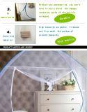 Gute Schlaf-Moskito-Netze mit Reißverschluss-doppelter Tür