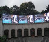 합리적인 건축 옥외 풀 컬러 발광 다이오드 표시 스크린
