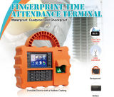 防水の指紋の時間出席(TFT500P/WiFi)