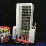 Élément acrylique d'organisateur de produit de beauté et de bijou