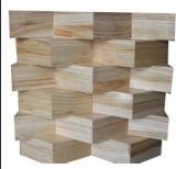 لوحة خشبية الناشر الصوتية للديسكو، KTV، غرفة الاجتماعات، استوديو، ملعب