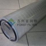 Forst Staub-konische Papierluftfilter-Kassette